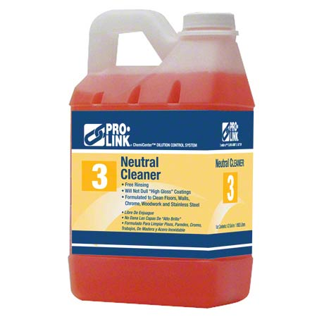 PRO-LINK® #3 Neutral Cleaner - .5 Gal.