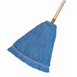 PRO-LINK® Screw-Type Blended Cut End Wet Mop - 16 oz.