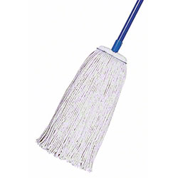 PRO-LINK® Screw-Type Cotton Cut End Wet Mop - 24 oz.