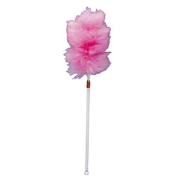 PRO-LINK® Telescopic Lamb's Wool Duster