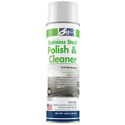 PRO-LINK® Water-Based Stainless Steel Cleaner