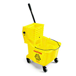 Rubbermaid® Mopping Combo - 7570/6127-01, Yellow