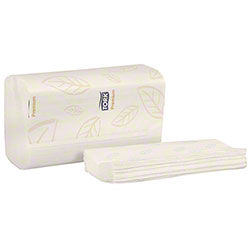 Tork® Xpress® Premium Multifold Towel 3-Panel - White