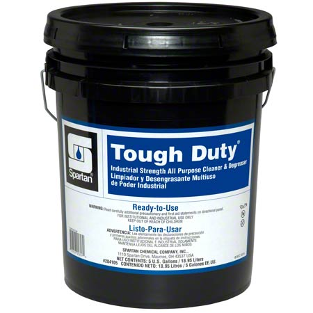 Spartan Tough Duty® All Purpose Cleaner/Degreaser - 5 Gal.