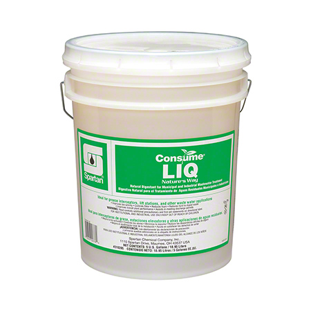 Spartan Consume® LIQ Liquid Wastewater Treatment - 5 Gal.
