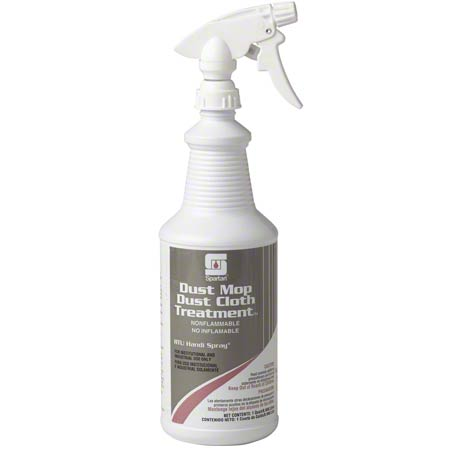 Spartan Dust Mop/Dust Cloth Treatment RTU Handi Spray®-Qt.