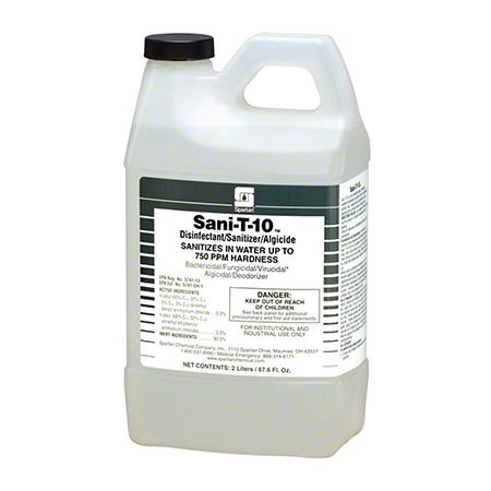 Spartan Clean on the Go® Santi-T-10® - 2 L