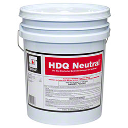 Spartan HDQ Neutral® One-Step Disinfectant - 5 Gal.