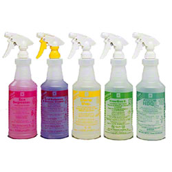 Spartan Empty Spray Bottle - 12 Sani-T-10