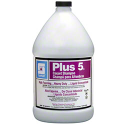 spartan plus 5 carpet shampoo gal