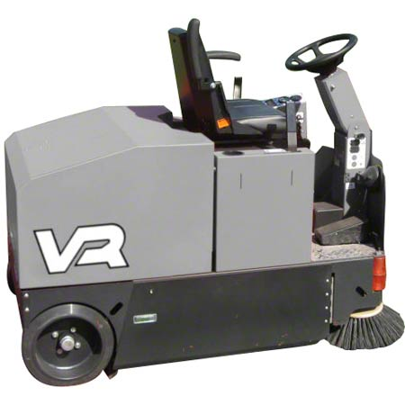 Tomcat® VR Rider Floor Sweeper