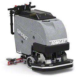 "Tomcat® Sport Scrubber Dryer - 26"" Disk, Traction, 130 AH"