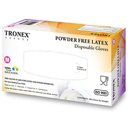 Tronex 3667 Natural Powder-Free Latex Glove
