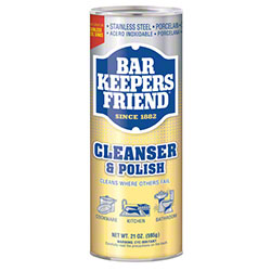 Bar Keepers Friend® Multi-Surface Cleanser & Polish-21 oz.