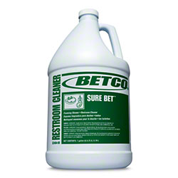 Betco® Sure Bet™ Foaming Shower/Restroom Cleaner -Gal
