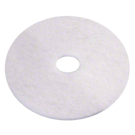 "PRO-LINK® White Polish Pad - 20"""