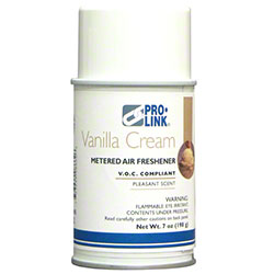 PRO-LINK® Metered Air Dispenser Refill - Vanilla Cream