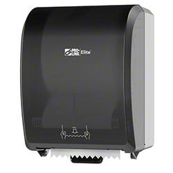 """PRO-LINK® Elite™ Hands-Free 7.5"""" Towel Dispenser -Black"""