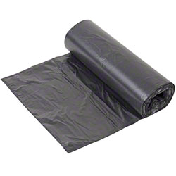 PRO-LINK® ThickSkins™ Recycled Black - 33x39, 1.0 mil