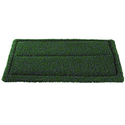"PRO-LINK® Turfscrub™ Brush Type Floor Pad - 14"" x 20"""