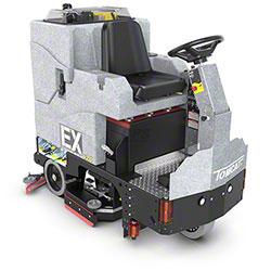 "Tomcat® EX V2.0 Premium Rider Scrubber - 34"" Disk, 245 AH Wet"