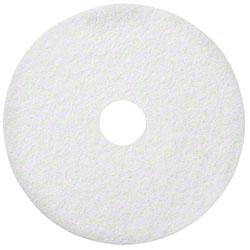 "Americo White Polish Floor Pad - 13"""