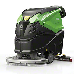 "IPC Eagle CT71 Automatic Walk Behind Scrubber - 24"", 145AH"