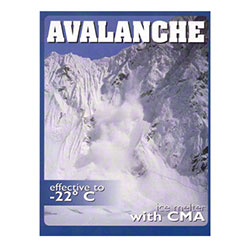 Kissner Avalanche Ice Melt w/CMA - 50 lb. Bag