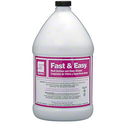 Spartan Fast & Easy® Hard Surface & Glass Cleaner - Gal.