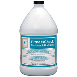 Spartan FitnessCheck™ 2 in 1 Hair & Body Wash - Gal.