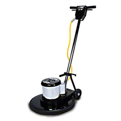 "EDIC Saturn™ Low Speed Floor Machine - 20"", Black"