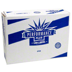 Performance Plus™ High Density-40 x 46, 0.55 mil, Natural