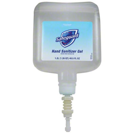 P&G Safeguard® Antibacterial Hand Sanitizer Gel 2-40 -1.2L