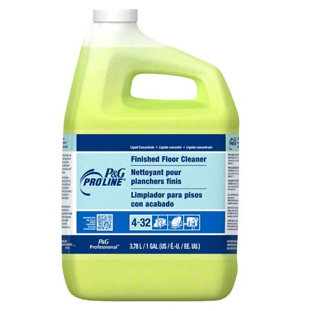Pro Line® #32 Finished Floor Cleaner - Gal., Closed Loop