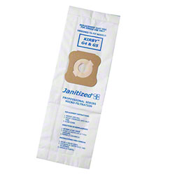 Janitized® Paper/Meltblown Micro Filter Bag For Kirby