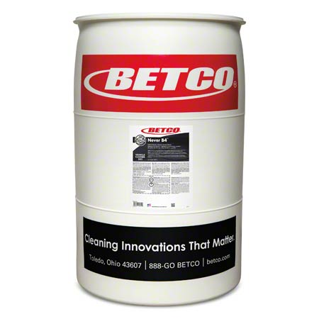 Betco® Never B4 Vehicle Cleaner - 55 Gal. Drum