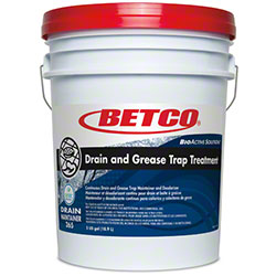 Betco® Liquid Drain & Grease Trap Treatment