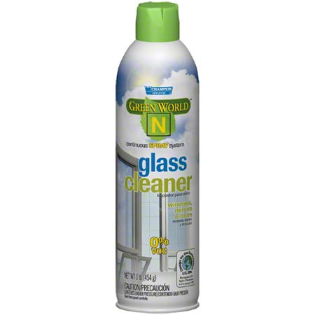 Champion Sprayon® Green World N™ DfE Glass Cleaner
