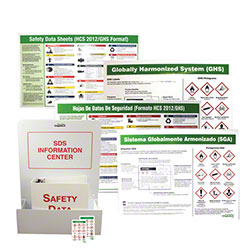 Impact® GHS Compliance Kit