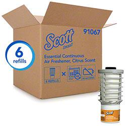 Scott® Essential Continuous Air Freshener - Citrus
