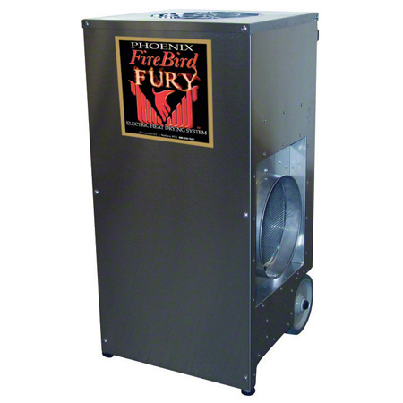 Phoenix™ FireBird Fury Electric Heat Drying System