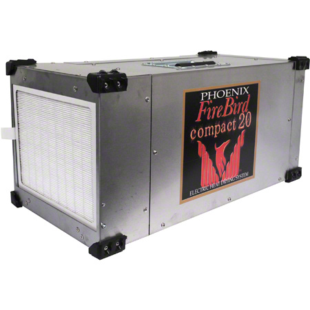 Phoenix™ FireBird Compact 20 Electric Heat Drying System