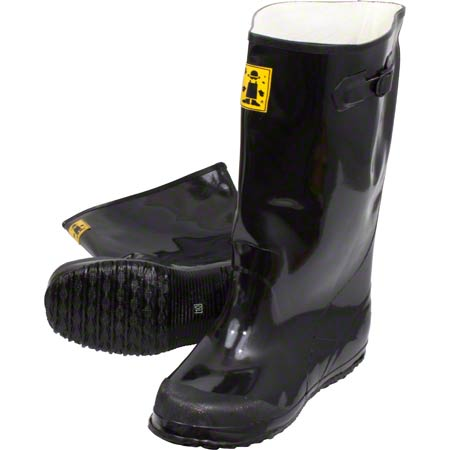 Safety Zone Black Slush Boot - Black, 15