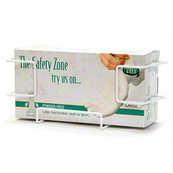 Safety Zone Wall Mount Dispenser Rack