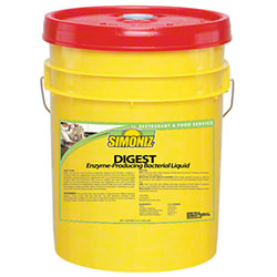 Simoniz® Digest Enzyme-Producing Bacterial Liquid - 5 Gal.