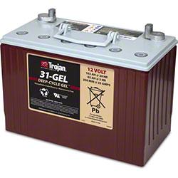 Trojan® 31-GEL 12V Deep-Cycle Gel Battery