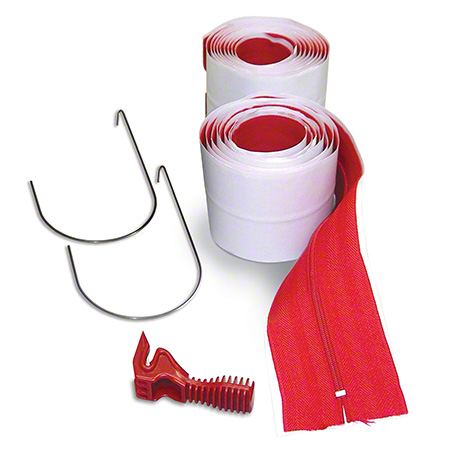 ZipWall® Heavy Duty Zipper - 2-Pack