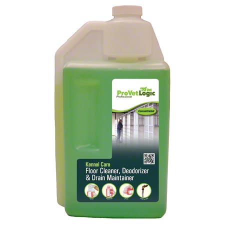 ProVetLogic Kennel Care Floor Cleaner/Deodorizer - 1/2 Gal.