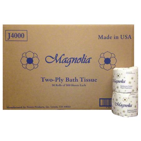 Novex Magnolia Two-Ply Bath Tissue