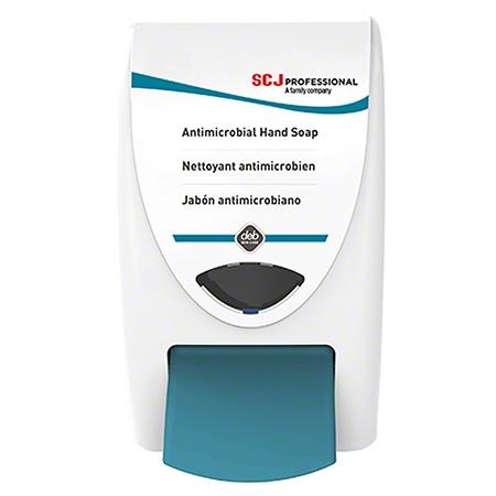 deb stoko® Cleanse AntiBac Dispenser - White